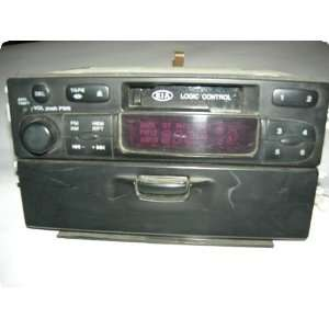 SPECTRA 02 receiver, thru 4/21/02, AM FM stereo cassette Automotive