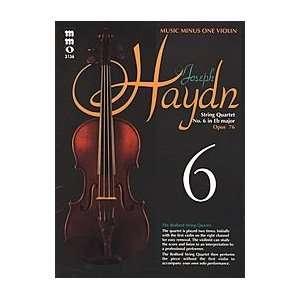 Haydn String Quartet E Flat (Minus Violin) Bedford
