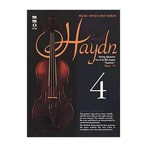Haydn String Quartet B Flat (Minus Violin) Bedford