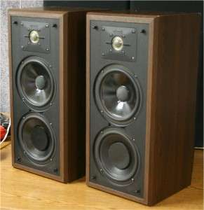 POLK AUDIO 5JR MONITOR SPEAKERS !! M5JR M5J