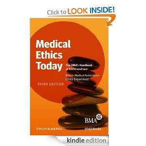 Medical Ethics Or A Code Of Institutes And Precepts