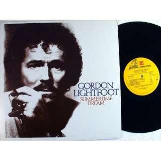Summertime Dream Gordon Lightfoot Music