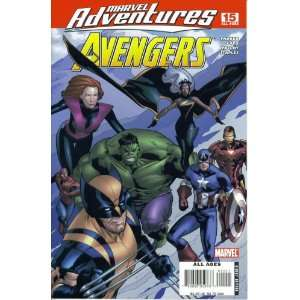15  Bringers of the Storm (Marvel Comics) Jeff Parker, Cafu Books