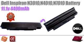 4400mAh 6 Cell Dell Inspiron N71110 N3110 N4110 Laptop Battery N5010