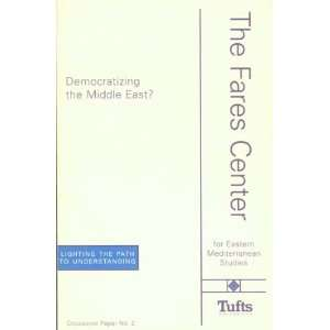 2006 at Tufts University (Occassional Paper Number 2) Rashid Khalidi