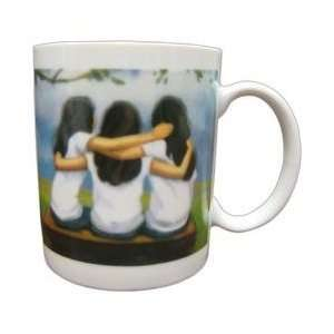 Best Friends Forever Changing Mug