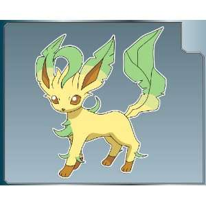 LEAFEON from Pokemon vinyl decal sticker 6 Everything