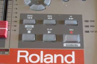 Roland VS 2000 CD Digital Multi Track Recorder Studio Workstation 2400
