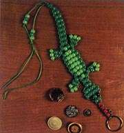 by claire cahill e wayne fox and crafts galore 27 pony bead projects
