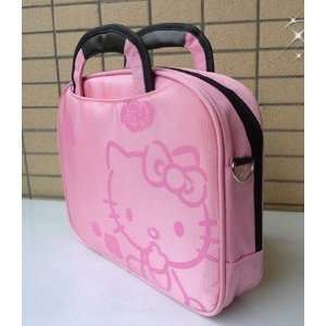 Pink Hello Kitty Notebook Bag 10 Electronics