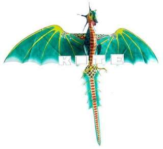 3D Flying Dragon /Dinosaur Kite from PATTAYA,Gift Idea