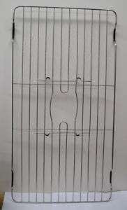 SINK PROTECTOR RACK  STAINLESS STEEL  24 x 12   NEW