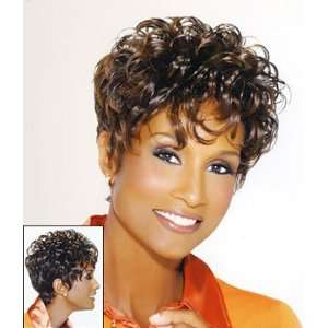H 205 Human Hair Wig by Beverly Johnson Beauty
