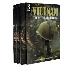 Vietnam The Battles, The Courage None Movies & TV