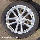 Nissan 18 factory wheels & tires Maxima M45 M35 G35