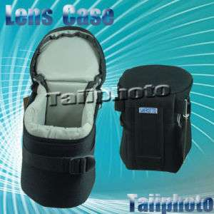 Protector Padded Camera Lens Bag Case Pouch E21