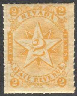 NEVADA State Revenue Documentary Tax Stamp SRS NV D23