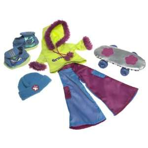 Groovy Girl Savvy Skating Outfit Toys & Games