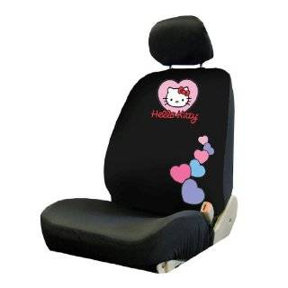 Plasticolor 008651R01 Hello Kitty Low Back Seat Cover