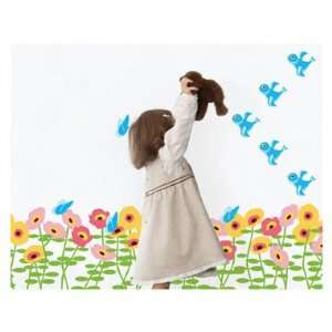 Blossoms Flower Wall Stickers