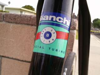 Bianchi Strada Fixed Gear Bike (Fixie/Road Bike) MUST SEE