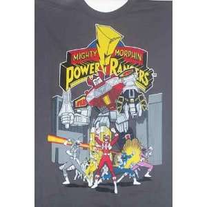 Power Rangers Mens Tee Shirt Toys & Games