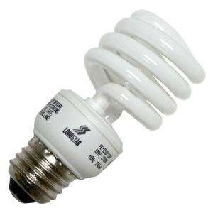 FE IISB 13W/27K Twist Medium Screw Base Compact Fluorescent Light Bulb