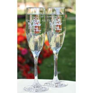 2pc This Day I Married My Friend Wedding Toasting Flute