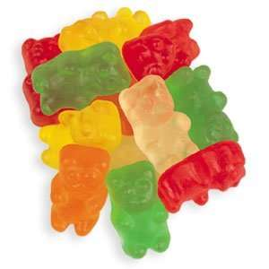 Jelly Belly Gummi Bears 8 oz Bag Grocery & Gourmet Food