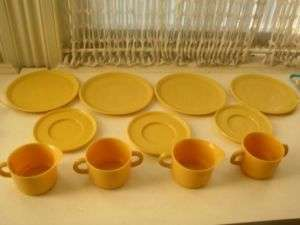 Rare, Vintage, Ohio Art 11pc Childs Tea or Snack Set