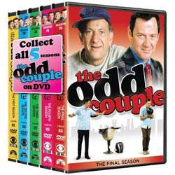 Odd Couple   The Complete Series Pack (DVD)