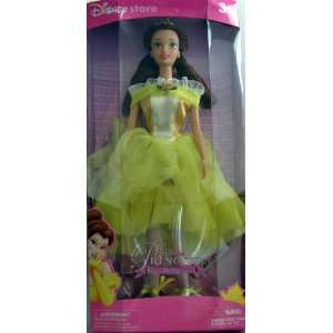 Store   Disney Princess BELLE Doll   Doll Stand Included Toys & Games