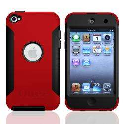 Otter Box Apple iPod Touch Generation 4 OEM Red/ Black Commuter Case