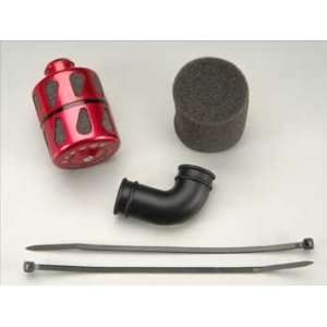High Flow Air Filter.Red S25 INTT7081R Toys & Games