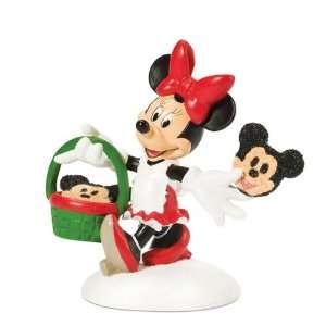 Dept. 56 Disney Mickeys Christmas Village Minnies Custom