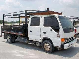 2002 GMC W4500 Crew Cab