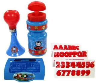 Thomas the Train Bike Set Water Bottle Bicycle Horn 026599751062