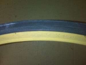 New Bicycle Bike Tire 24 X 1 3/8 Gum Wall