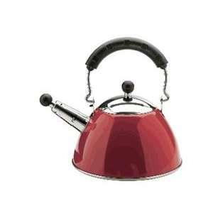 Metro 2.5 Quart Whistling Stainless Steel Teakettle #3003R