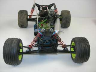 TEAM ASSOCIATED RC10 GT 1/10 scale nitro off road truck