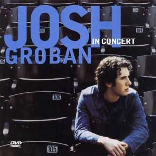 Josh Groban Live In Concert (CD/DVD), Josh Groban Pop