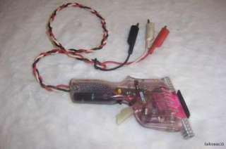 OLDER PARMA ELECTRC SLOT CAR RACING CONTROLLER NICE CONDITION