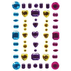 Disney Princess Jewels Dimensional Sticker   Precious Finds Crafts