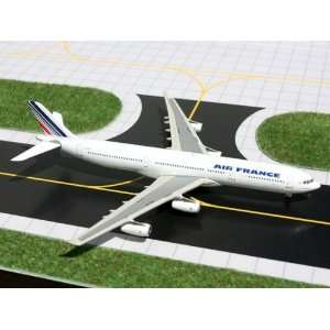 Gemini Jets Air France A 340 300 Model Airplane