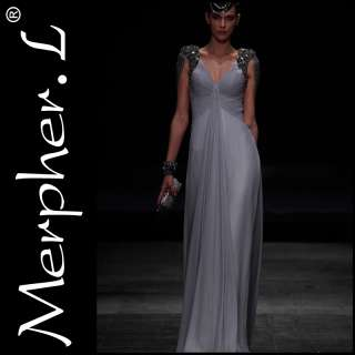 New Chiffon Prom Formal Party Gowns Long Evening Dress