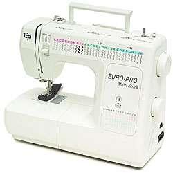 Euro Pro Multi stitch Sewing Machine