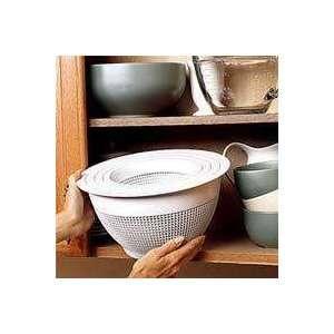 The Pampered Chef 4 piece Colander & Bowl Set  Kitchen