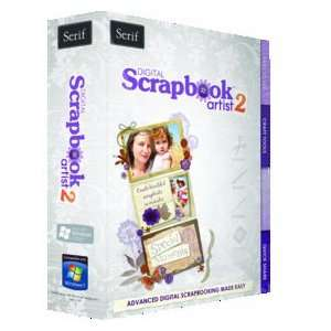 SERIF, INC., SERI Digital Scrapbook Artist 2 Edu