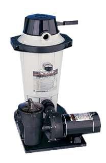 Hayward Perflex EC50 Above Ground Pool DE Filter System