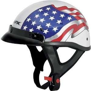AFX Freedom Adult FX 70 Harley Motorcycle Helmet   Pearl